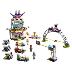 Конструктор LEGO FRIENDS Большая гонка 41352
