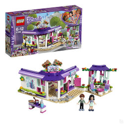 LEGO  Friends Арт-кафе Эммы  41336